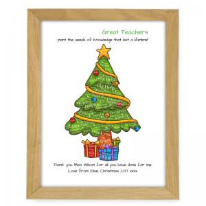 Thankyou Teacher Christmas