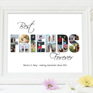 Best Friends Forever Collage